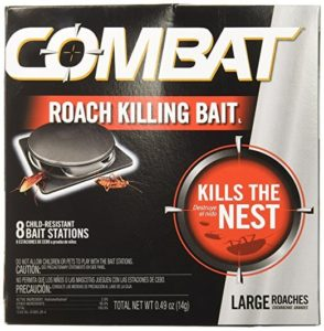 Best Roach Killer - Combat Bait