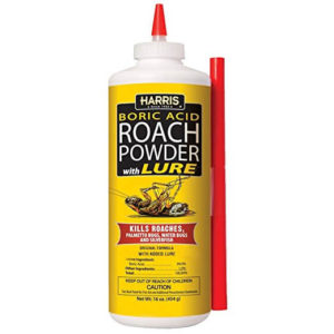 Best Roach Killer - Boric Acid Roach Powder