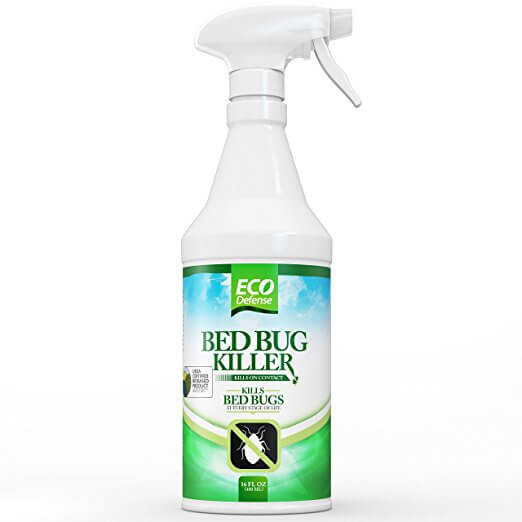Best Bed Bug Spray Reviews Buyers Guide 2018 Thepestkillers