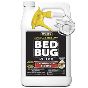 Best Bed Bug Spray - Harris Bed Bug Killer