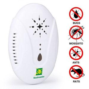 Best Mosquito Killer - Neatmaster Ultrasonic Pest Repeller