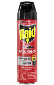 Best Roach Killer - Raid Roach Killer Spray
