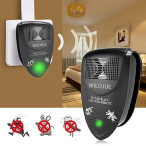 Best Roach Killer - Ultrasonic Pest Killer