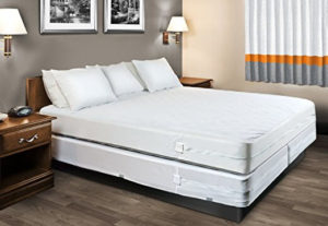 Image of The Original Sleep Defense System Waterproof Bed
