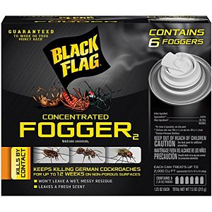Image of black flag fogger