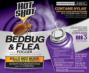 Image of hot shot flea bomb
