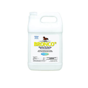 Bronco equine fly spray
